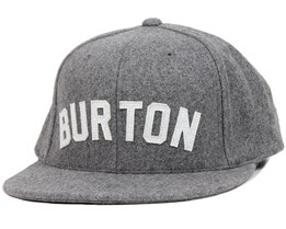 Home Team Grey Snapback - Burton