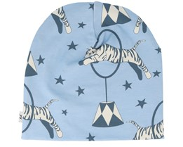 Kids Circus Tiger Blue Beanie - Jny