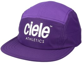 Gocap Athletics Loyalty Purple 5-Panel - Ciele
