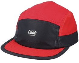 Kids Alzcap Athletics Small October Black/Red 5-Panel - Ciele