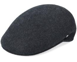 Shupp Ii Grey Mix Flat Cap - Bailey