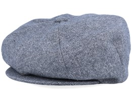 Beech Grey Snap Cap - Bailey