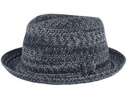 Freddy Black Straw Hat - Bailey