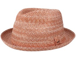 Freddy Rust Straw Hat - Bailey
