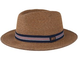 Hester Copper Fedora - Bailey