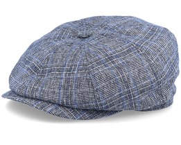 Zeff Black Flat Cap - Bailey