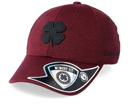 Lucky Heather Maroon Flexfit - Black Clover