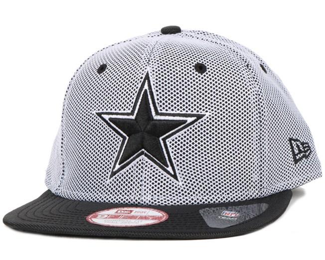 Dallas Cowboys Nylon Mesh 9Fifty Snapback - New Era - Start Gorra ... 31c311baf30
