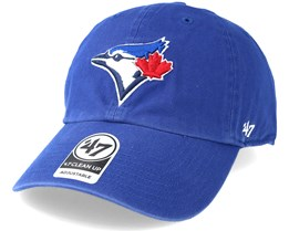 4767e33a32f3e Toronto Blue Jays Clean Up Royal Adjustable - 47 Brand