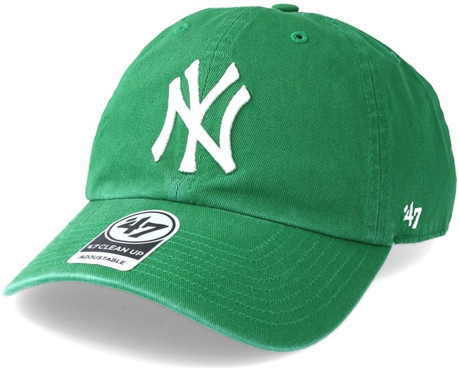 79d3abb24c099 New York Yankees Clean Up Kelly Adjustable - 47 Brand caps -  Hatstoreaustralia.com