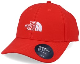 66 Classic Hat Fiery Red Adjustable - North Face