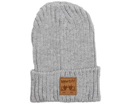 24/7 Heather Grey Beanie - Appertiff