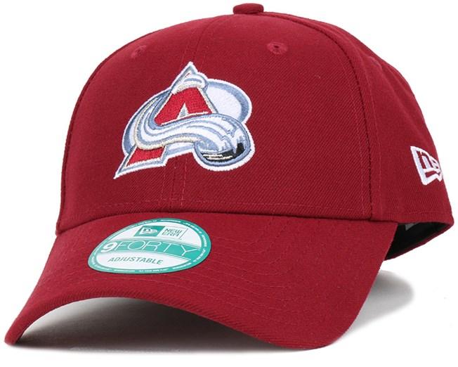 d16162af364ddb Colorado Avalanche The League Team 940 Adjustable - New Era caps ...
