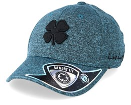 Lucky Heather Teal Flexfit - Black Clover