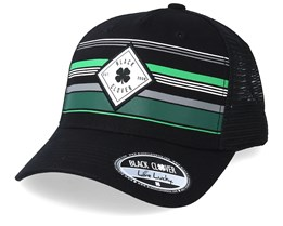 Lifeguard Luck 2 Black Trucker - Black Clover