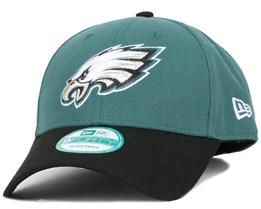 Philadelphia Eagles The League Team 940 Adjustable - New Era