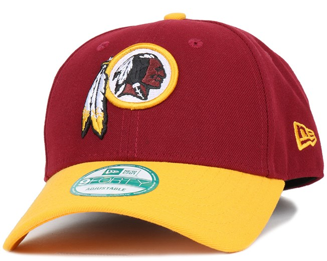 ff0a7115 Washington Redskins The League Team 940 Adjustable - New Era caps ...