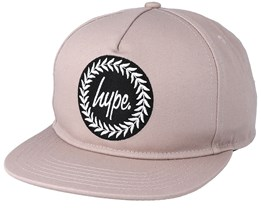 Crest Sand Snapback - Hype
