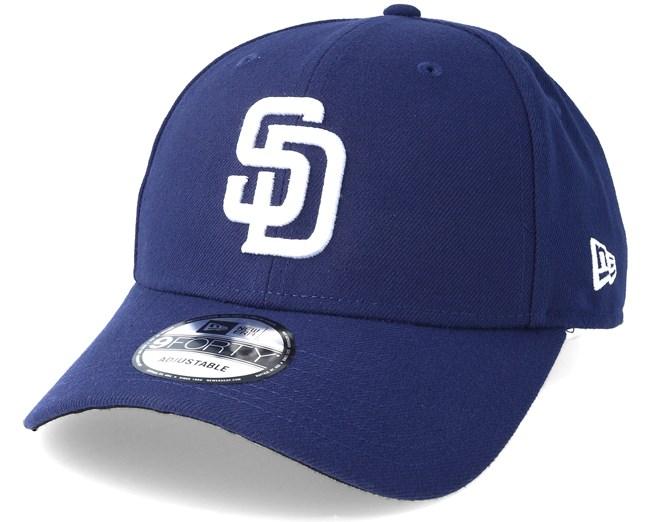 5ef0b7199 San Diego Padres The League Adjustable - New Era caps ...
