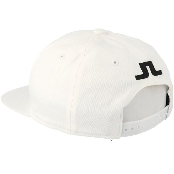 Colton Flexi Twill White Snapback - J.Lindeberg caps - Hatstoreaustralia.com ab141017f848