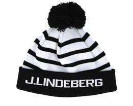 Stripe Black/White Pom - J.Lindeberg