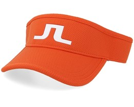 Ian Pro Juicy Orange Visor - J.Lindeberg