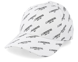 Print White/Black Adjustable - J.Lindeberg