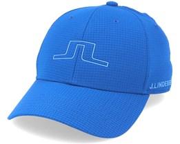 Caden Cap Egyptian Blue Adjustable - J.Lindeberg