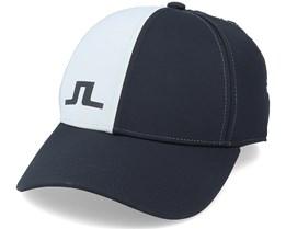 Will Cap Black/Grey Adjustable - J.Lindeberg
