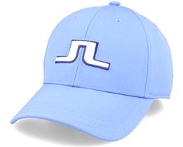 Angus Golf Cap Ocean Blue Adjustable - J.Lindeberg