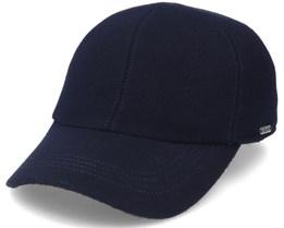 Baseball Cap Dark Blue Ear Flap - Wigéns