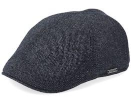 Pub Cap Black Flat Cap - Wigéns
