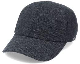 Baseball Cap Black Ear Flap - Wigéns