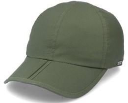 Baseball Cap Olive Ear Flap - Wigéns