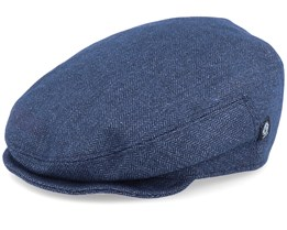 Carl Sr. Herringbone Blue Ear Flap - CTH Ericson