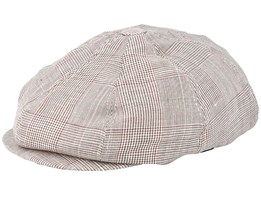 Kids Lorentz Jr. Estate Brown Flat Cap - CTH Ericson