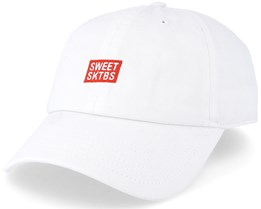 Gone Official White Adjustable - Sweet