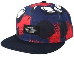 Coconuts Navy Blazer Snapback - WeSC