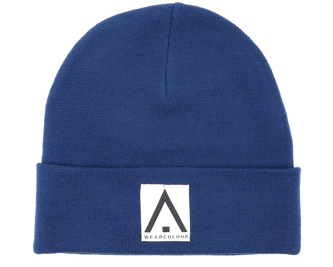 95d31ff7bb4 Puppet Midnight Blue Beanie - Wear Colour beanies - Hatstoreworld.com