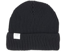 Lofoten Black Beanie - Dedicated