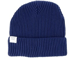 Lofoten Navy Beanie - Dedicated
