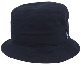 Bucket Hat  Logo Black Bucket - Dedicated
