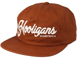 Scandinavian Unstructured Burnt Snapback - Northern Hooligans
