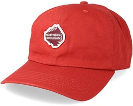 Mountain Unstructured Rost Red Adjustable - Northern Hooligans