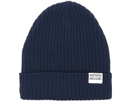 Coffee Shop Navy Cuff - Northern Hooligans