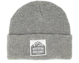 Summit Heather Grey Cuff - Northern Hooligans