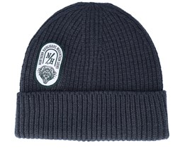Mountainlions Beanie Charcoal Cuff - Northern Hooligans