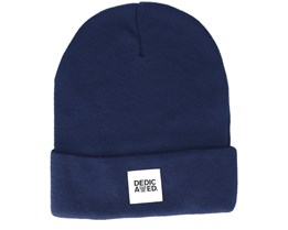 Kiruna Navy Beanie - Dedicated
