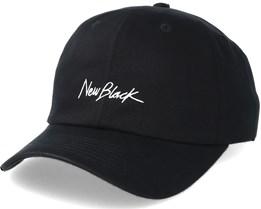 Signature Baseball Black Adjustable - New Black