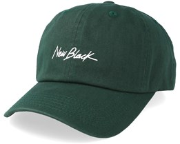 Signature Baseball Cap Avocado Adjustable - New Black